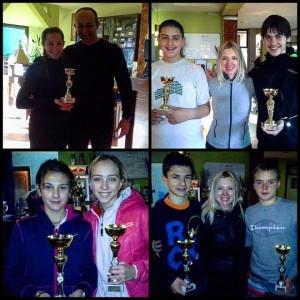 Odrzan turnir B kategorije do 14 godina u TAZ-u