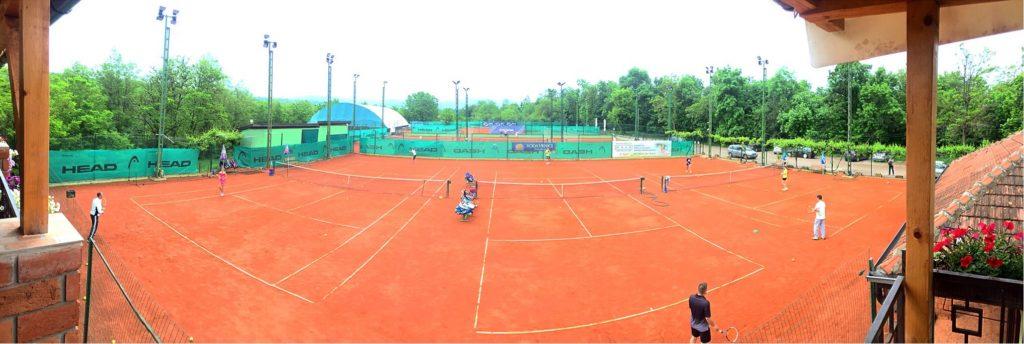 8 godina rada Teniske akademije Živković