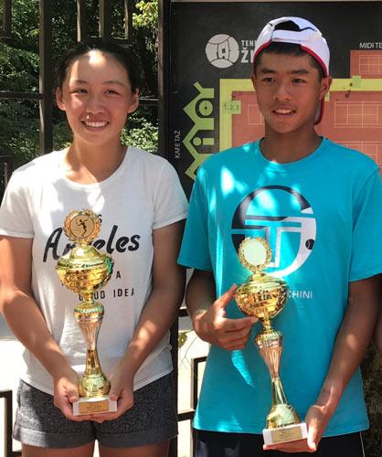 ZAVRŠEN NIŠ OPEN 2017- Turnir u znaku tenisera iz Hong Konga