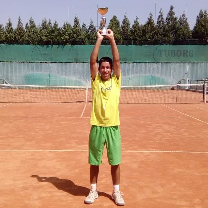 LEPA VEST – Niški teniser najbolji u Bugarskoj