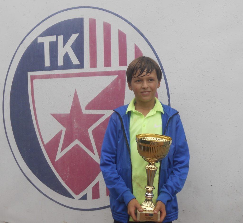 Aleksandar Žikić je šampion Srbije