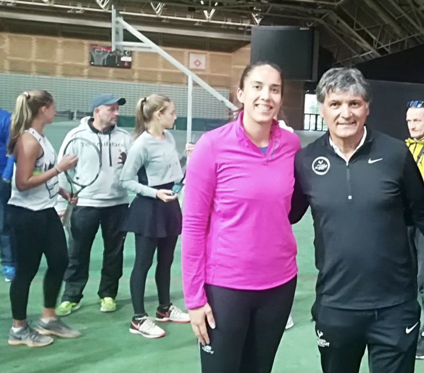 Tamara Mihajlović učila od Tonija Nadala i Alberta Kastelanija